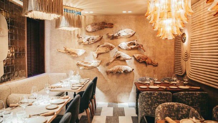 El hombre pez, el primer restaurante Indio-Cantabro del mundo