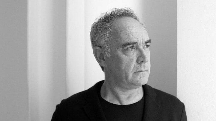 Ferran Adriá en Gastronomika 2020