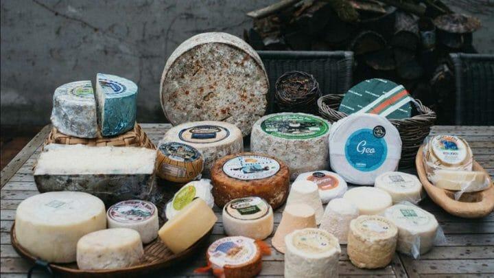 Cabrales, Gamonéu, Afuega'l Pitu, Casín... El paraíso de los quesos está en Asturias