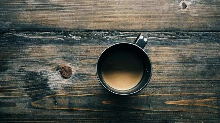 ¿Qué información podemos encontrar en la etiqueta de un café?