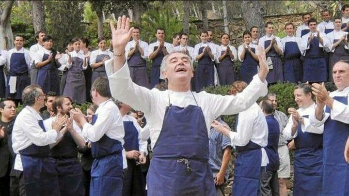 Breve historia de los Chefs españoles: desde Arzak hasta  Dabiz Muñoz pasando por Berasategui, Joan Roca, Sandoval o Ferran Adriá