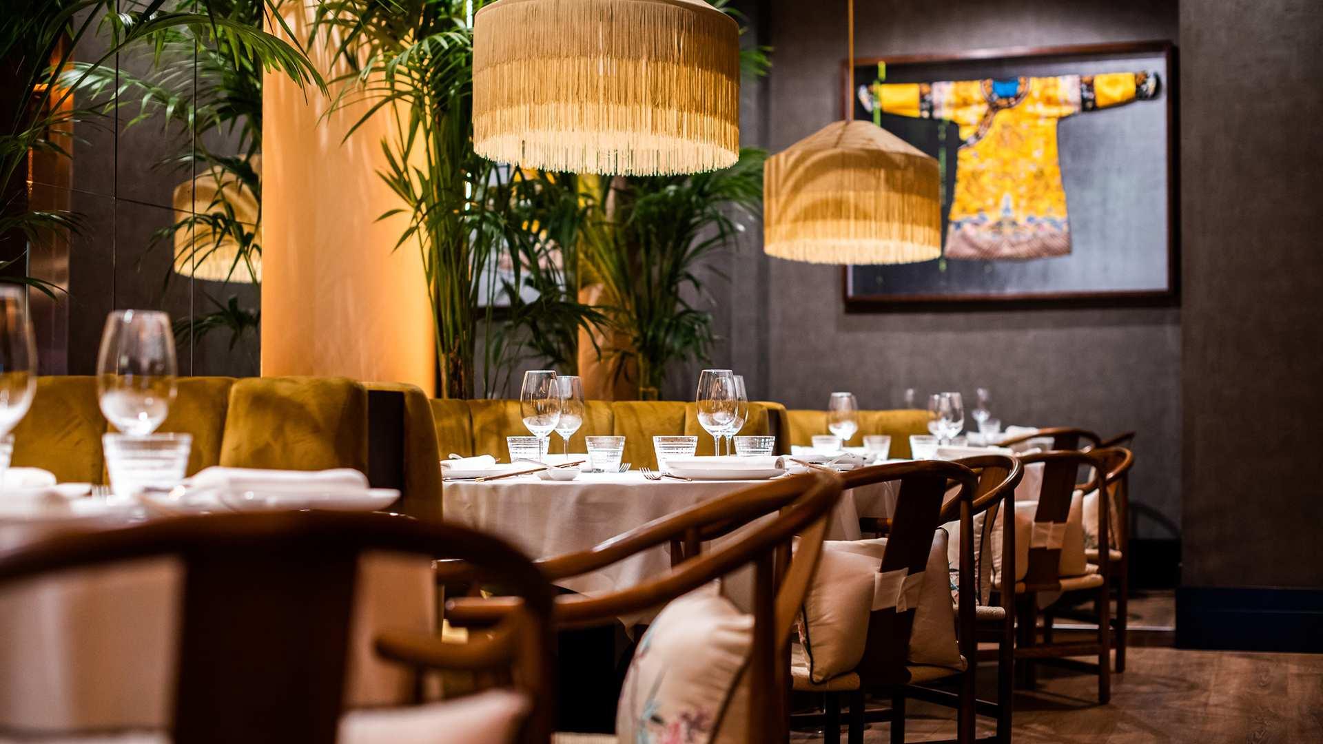 China Crown, el 'chino' más top de estreno en Madrid | Restaurantes