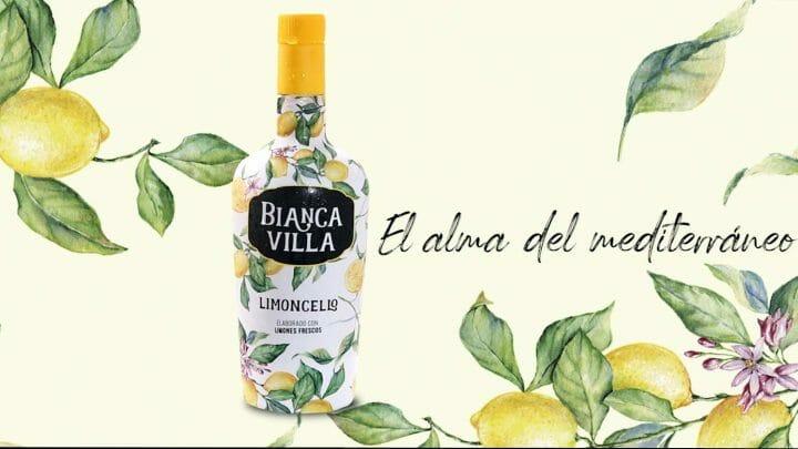 'Limoncello' Bianca Villa, un brindis con sabor a limón