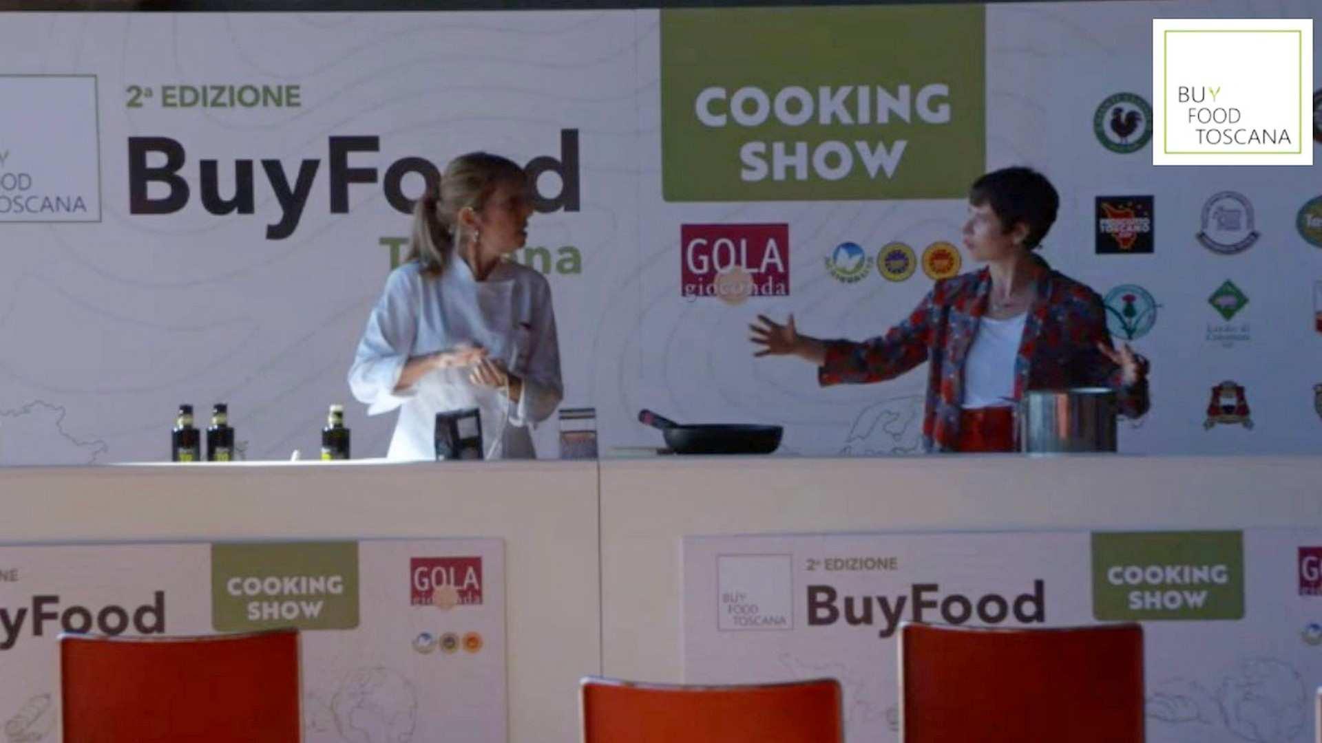 Cooking Show – BuyFood Toscana 2020