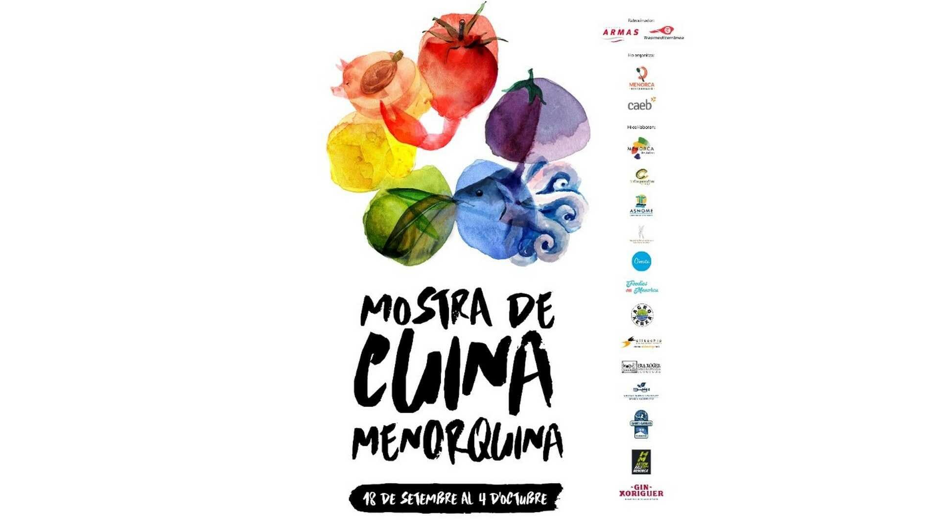 11ª edición de la 'Mostra de Cuina Menorquina'