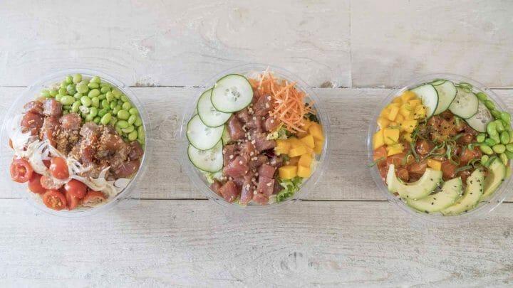 Cinco restaurantes para celebrar el Día del Poké