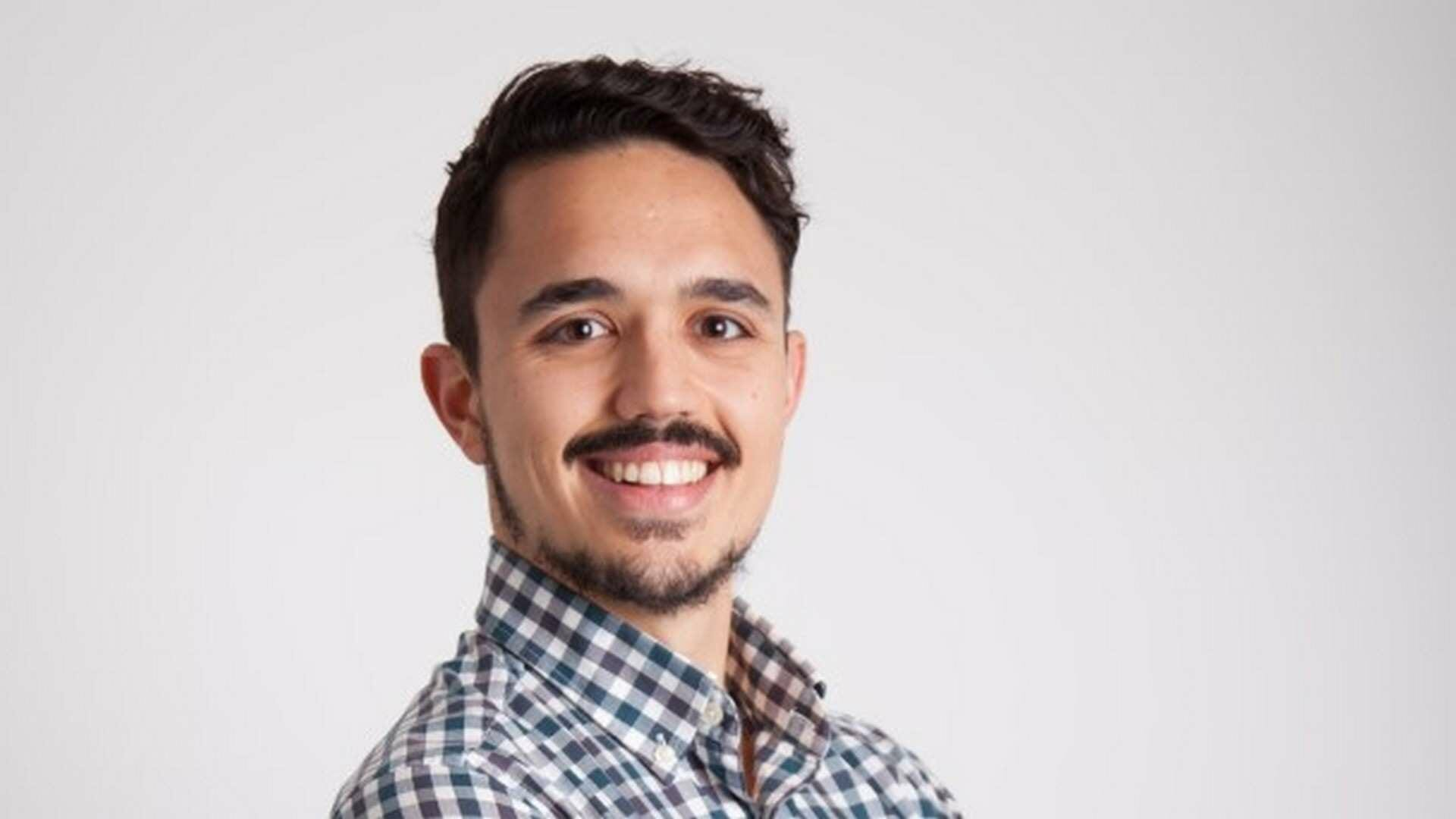"""Carlos Ríos: """"Yo aprendí cuales son los alimentos saludables en mi época de la universidad, pero no en clase, sino en casa de mi abuela"""""""