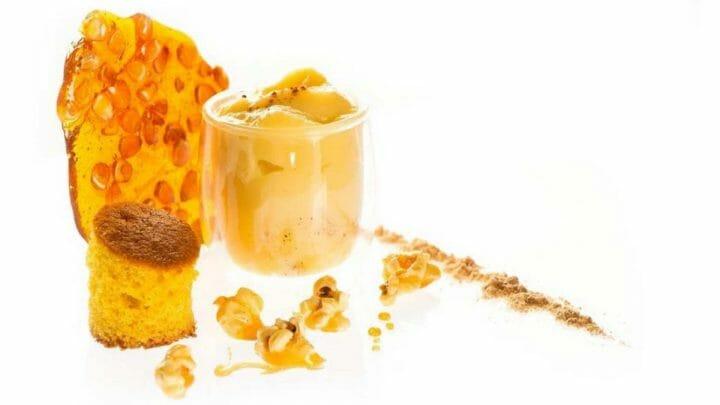 Quinteto de maíz amelcochado