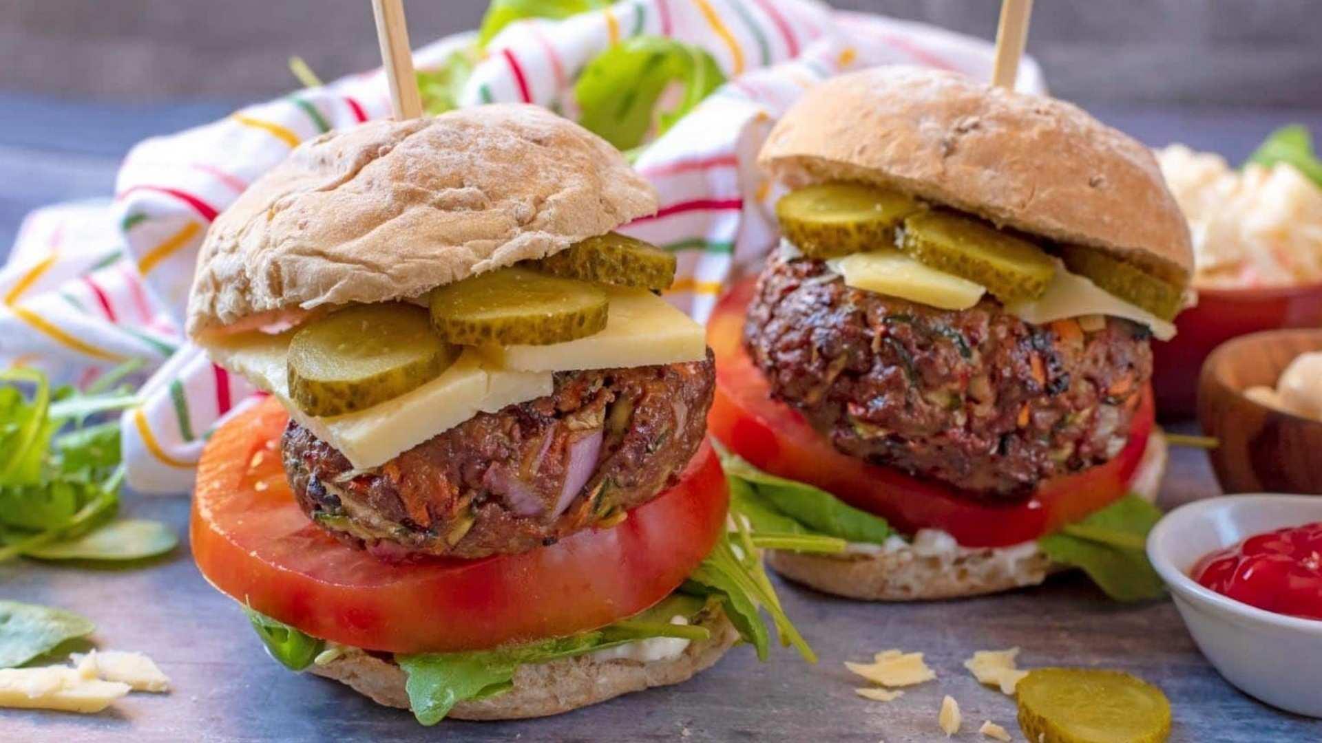 Fin a la Guerra de las hamburguesas vegetales