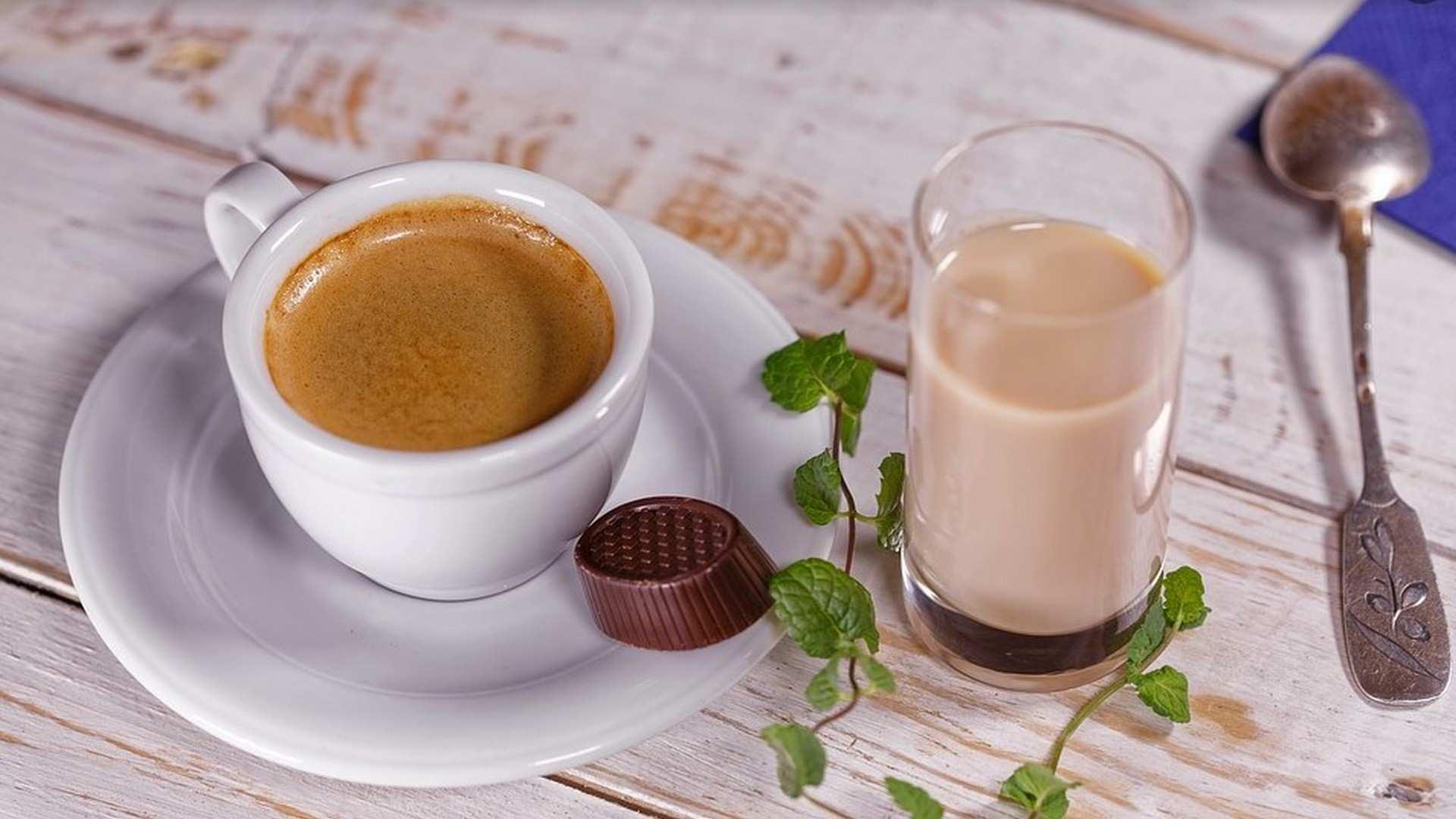 Receta de Licor de Café casero