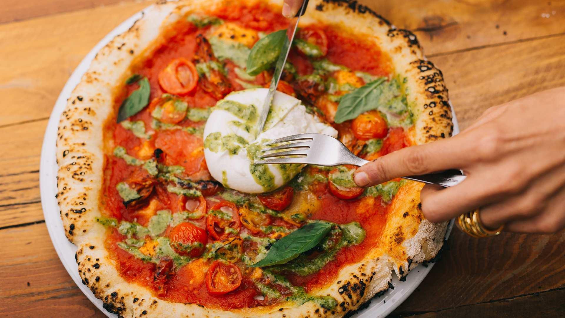 Grosso Napoletano estrena Senza Glutine, la primera pizzería sin gluten de España