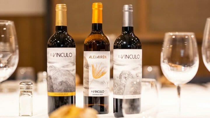 Aquí están las nuevas añadas de vinos El Vínculo