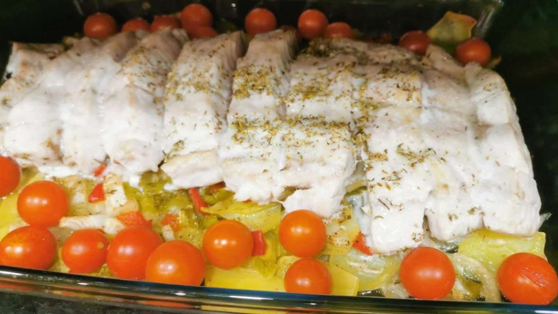 Receta de Fogonero Noruego al horno: el primo barato del Bacalao