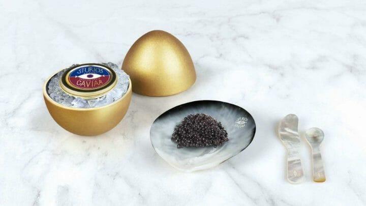 Sturios Caviar. La perla más cotizada