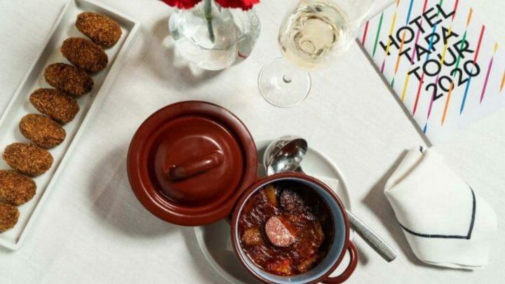Una ruta de tapas por los mejores hoteles de Madrid ¿te apuntas?
