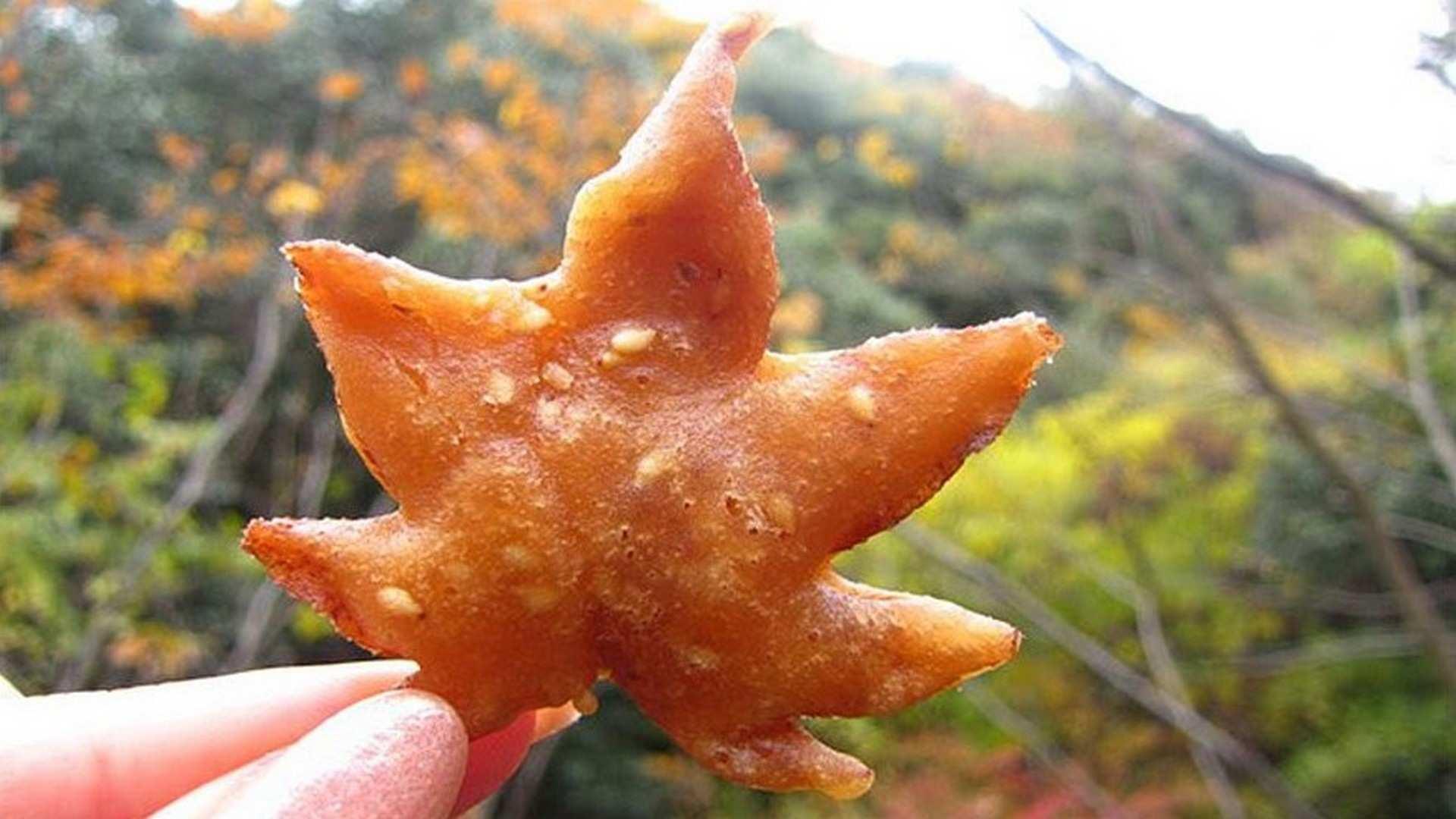 Los alimentos del Otoño en Japón