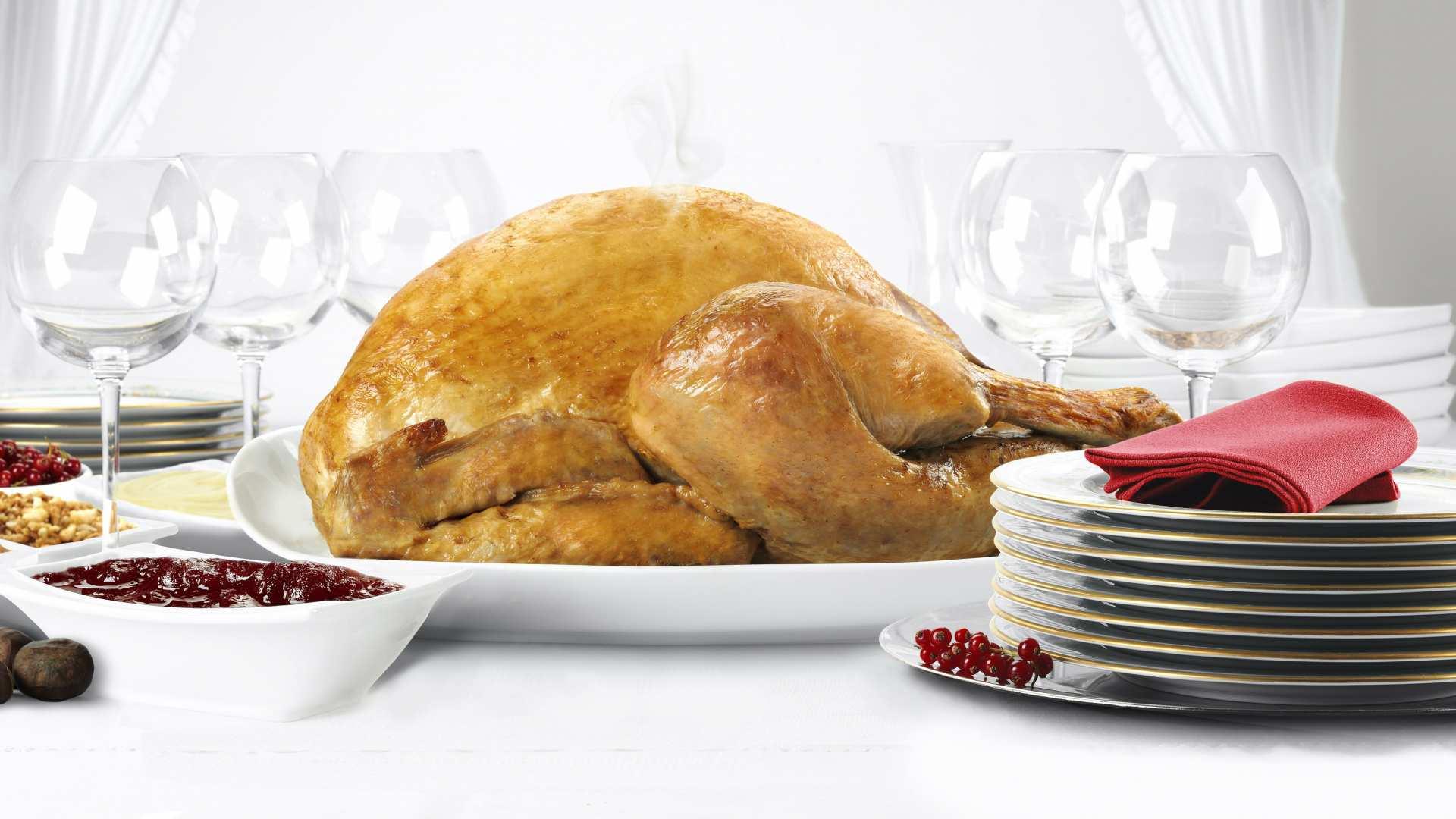 ¿Dónde vas a comer el pavo de Acción de Gracias?