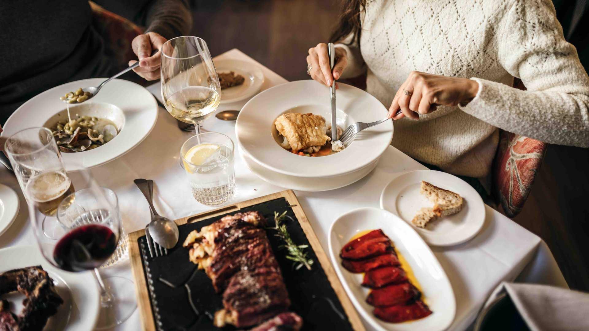 Prístino, platos de cuchara y muy castizos en Chamberí