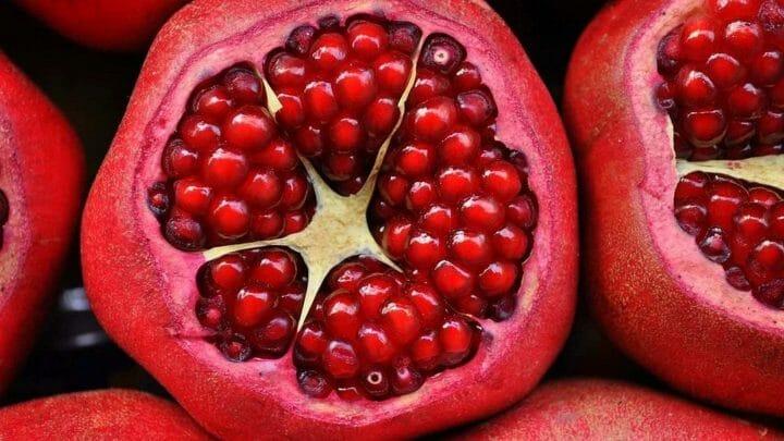 La granada, la fruta de los 5.000 años