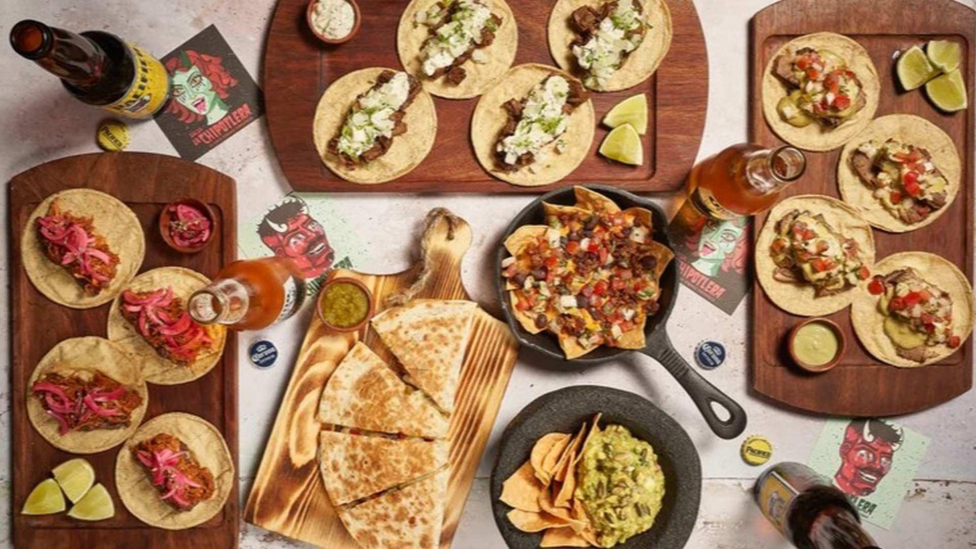 MX Roberto Ruiz: el universo  delivery del chef mexicano