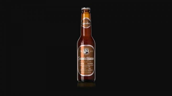 Samichlaus: la lager con más graduación alcohólica