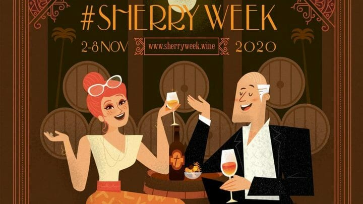 Don´t stop the International Sherry Week 2020!