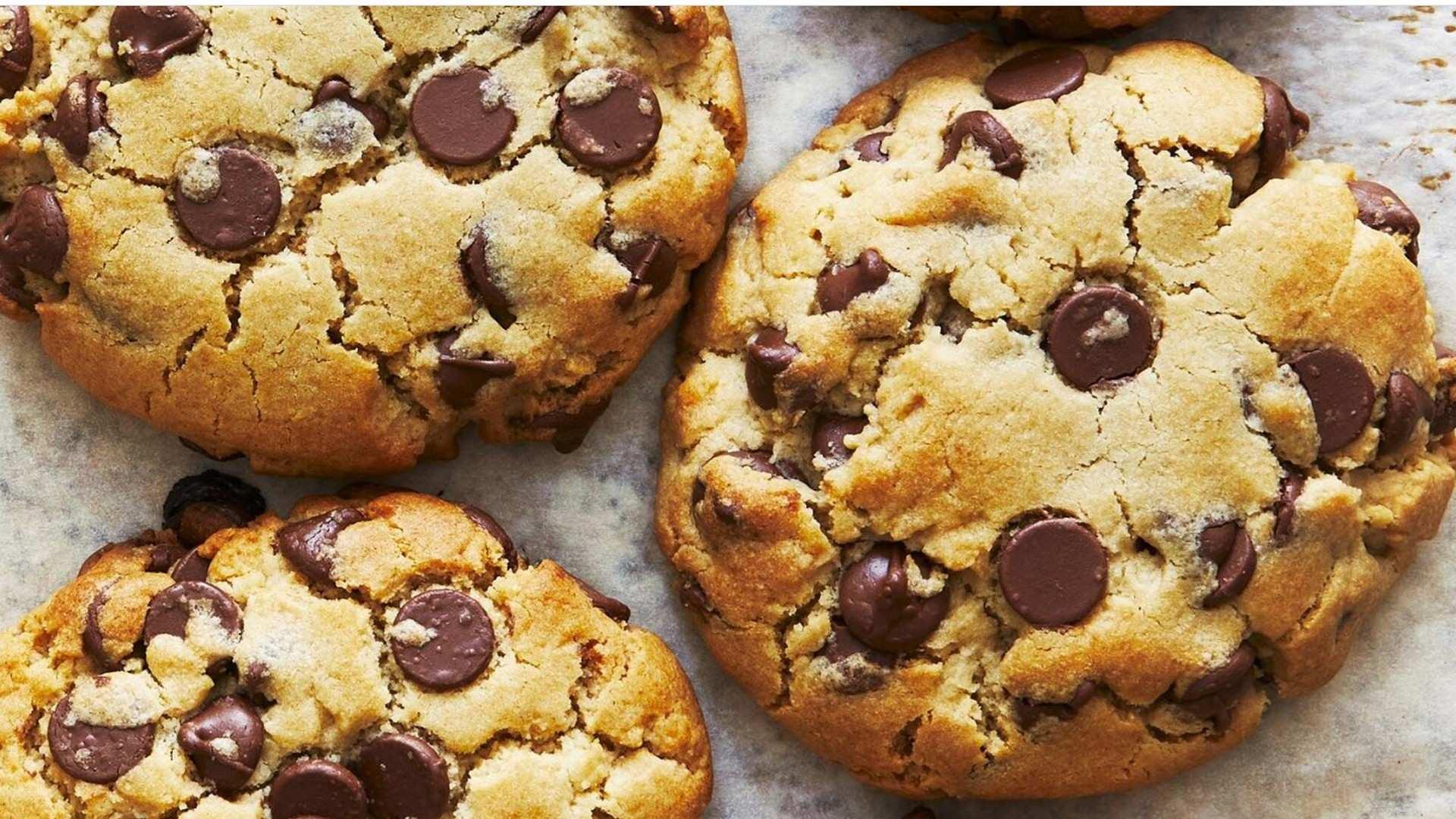 Tienes que probar estas deliciosas cookies de chocolate
