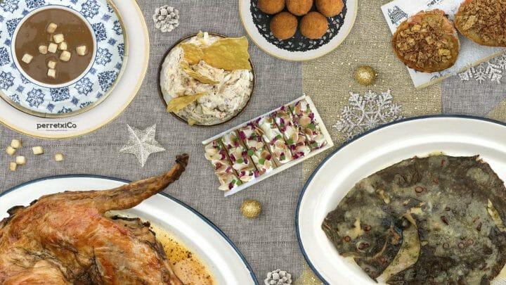 Deliveries gourmet para celebrar las Navidades en casa