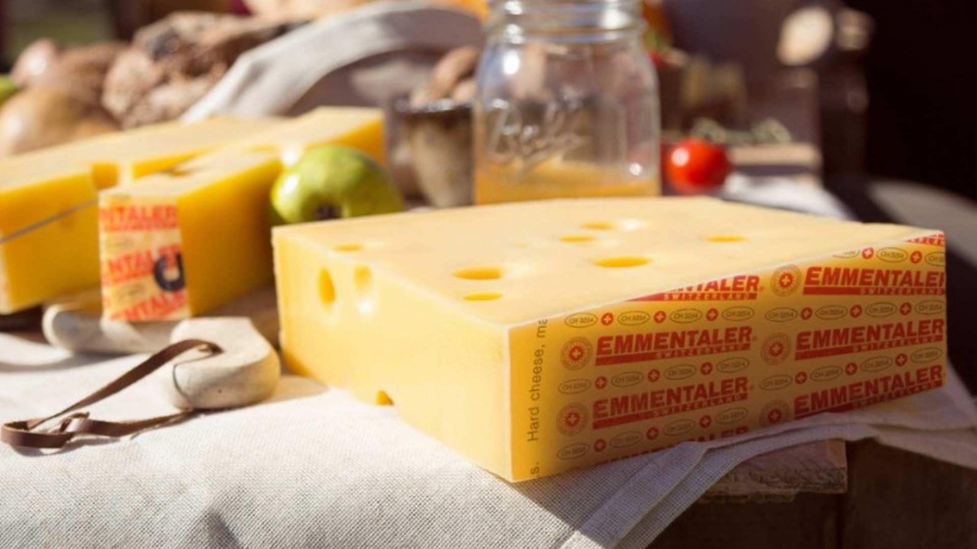Estas navidades un queso (suizo) para cada ocasión