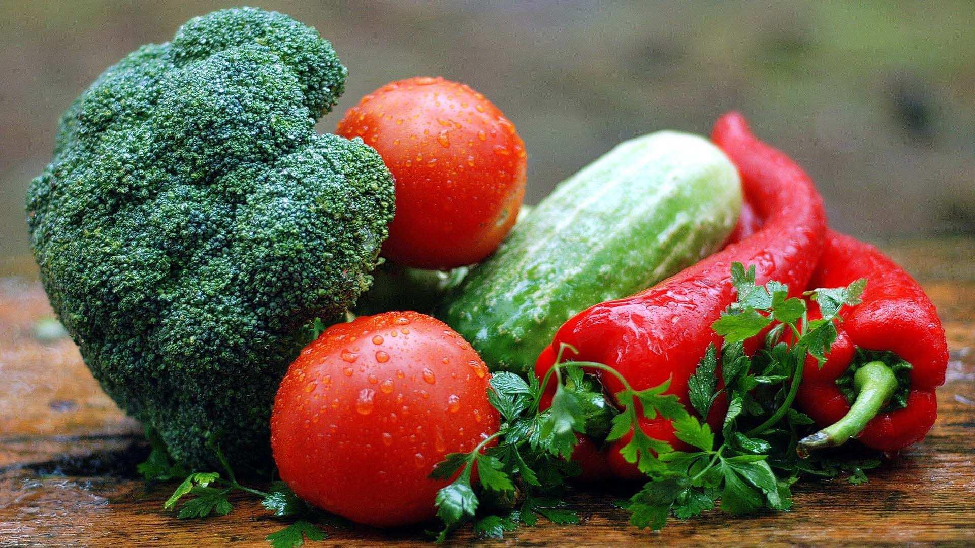 Las frutas y verduras son fundamentales para nuestra alimentación