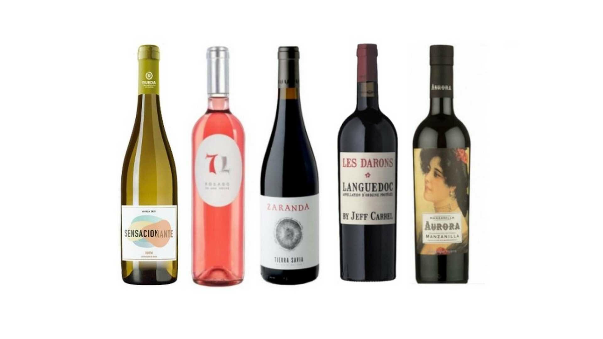 5 excelentes vinos por menos de 10€ para triunfar estas navidades