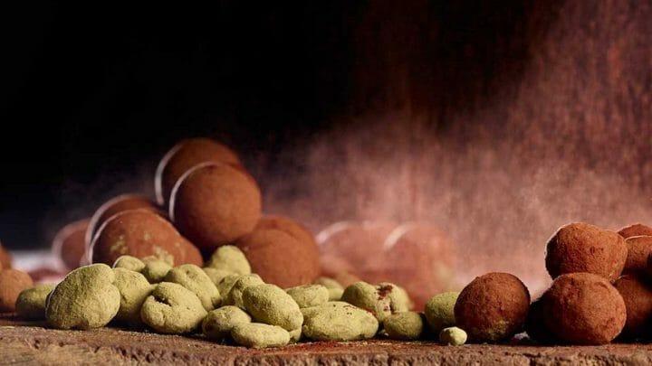Grins: los primeros snacks veganos