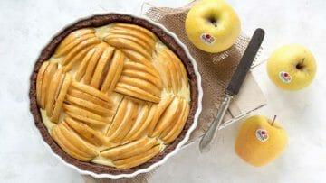 Receta con Manzanas Venosta