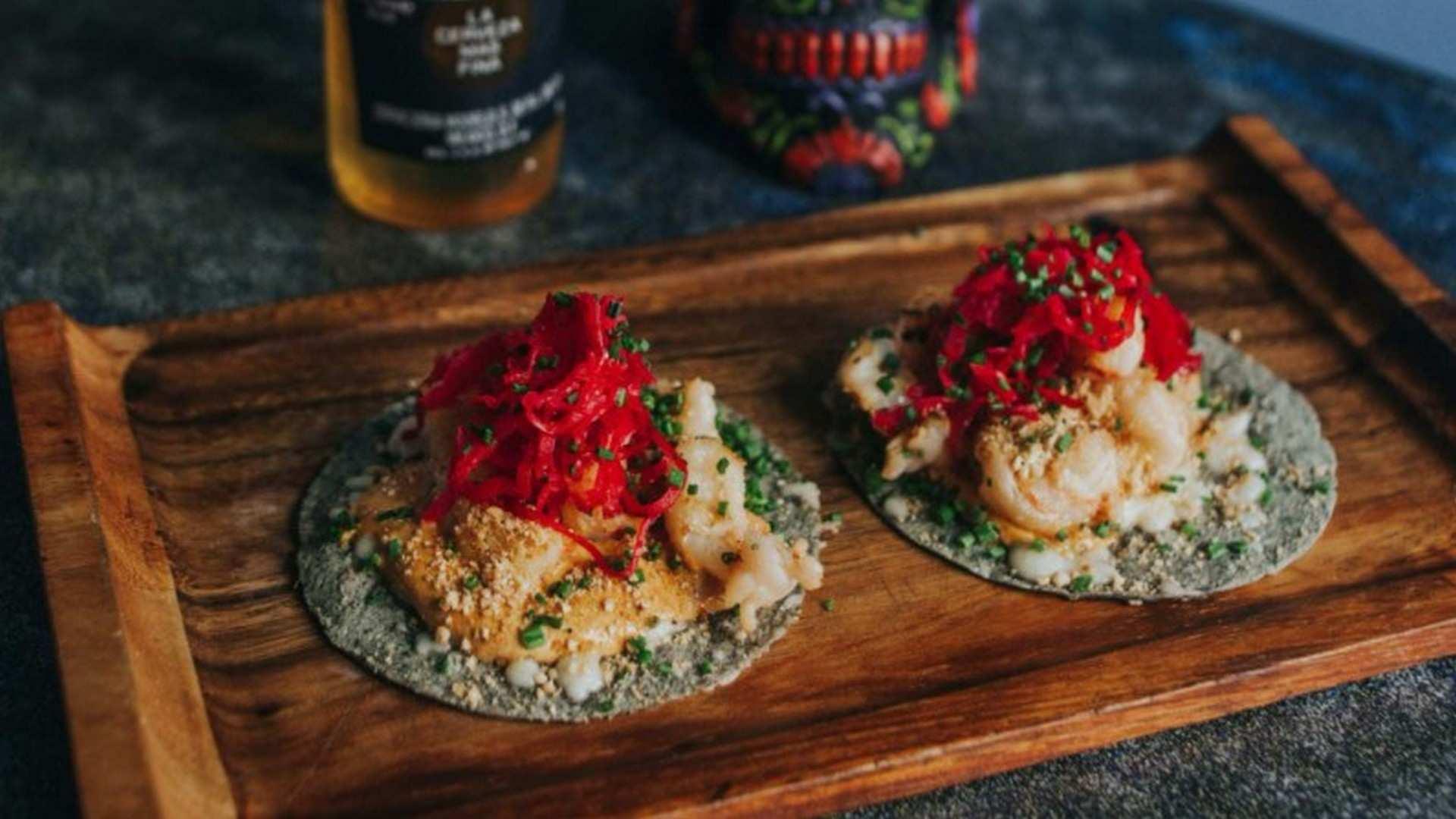 Mawey, tacos mexicanos y 'burritos' con guiños castizos