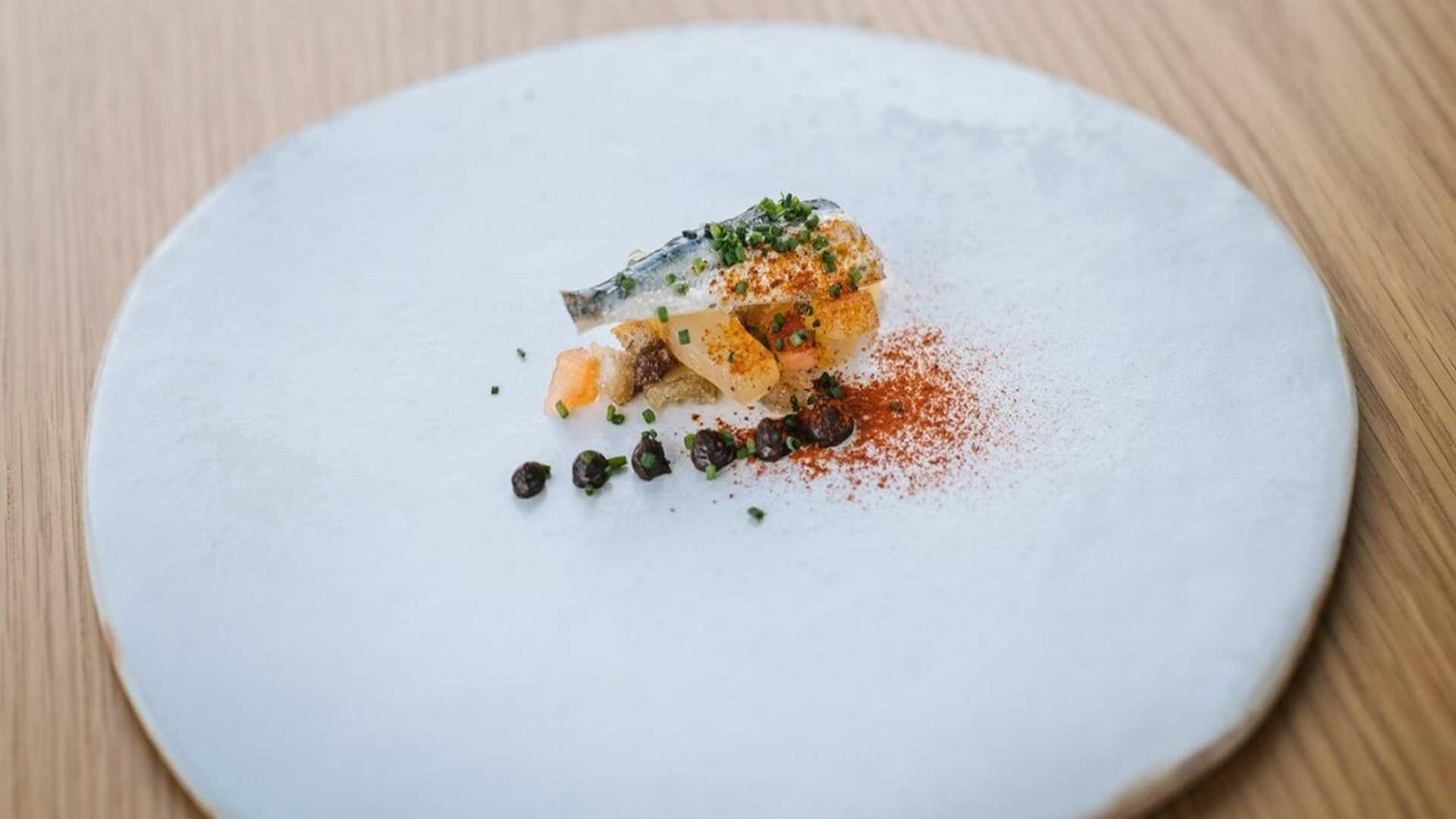 Receta de pan de sardinas, de Pepe Solla