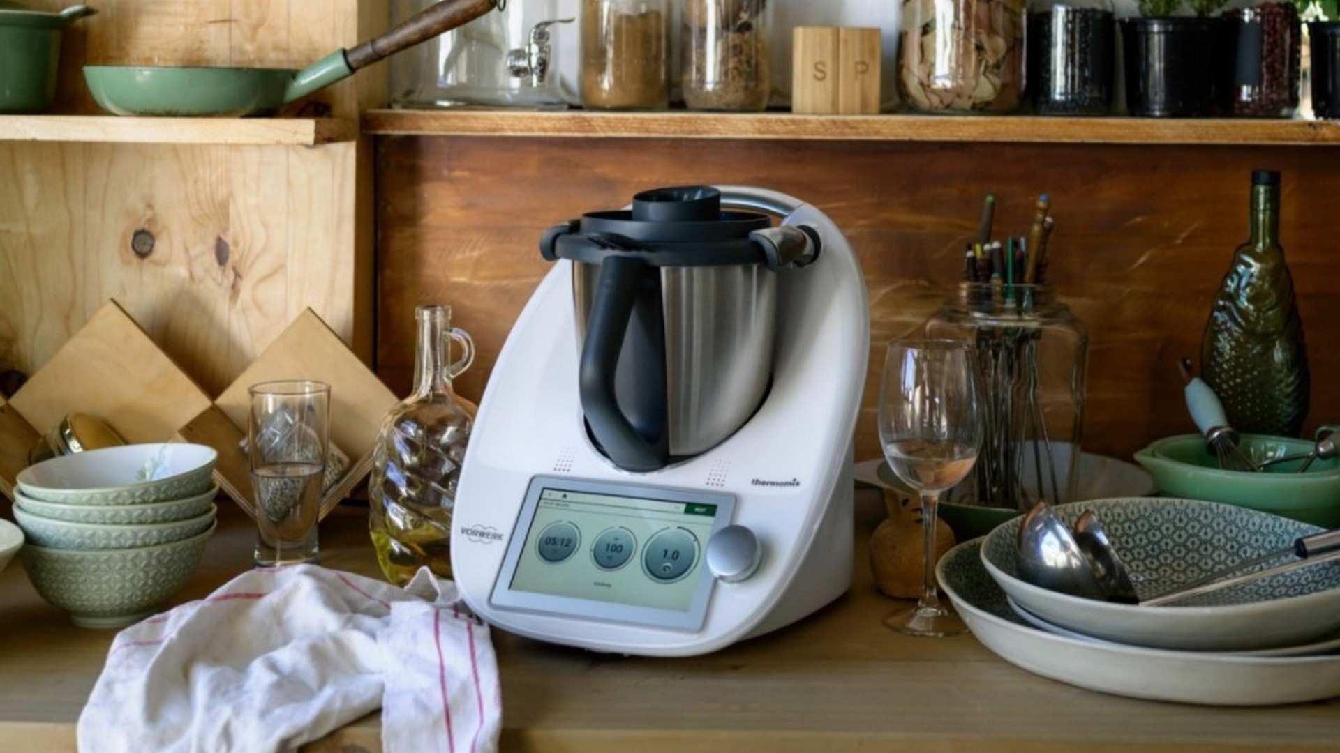 Thermomix gana la batalla a Monsieur Cuisine, el robot de cocina de Lidl
