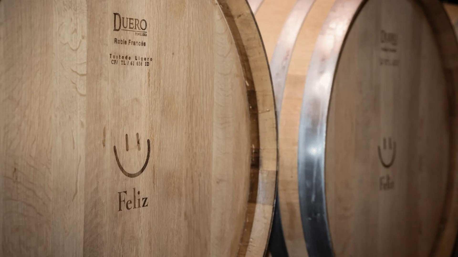 Feliz, el vino que sacará tu mejor sonrisa