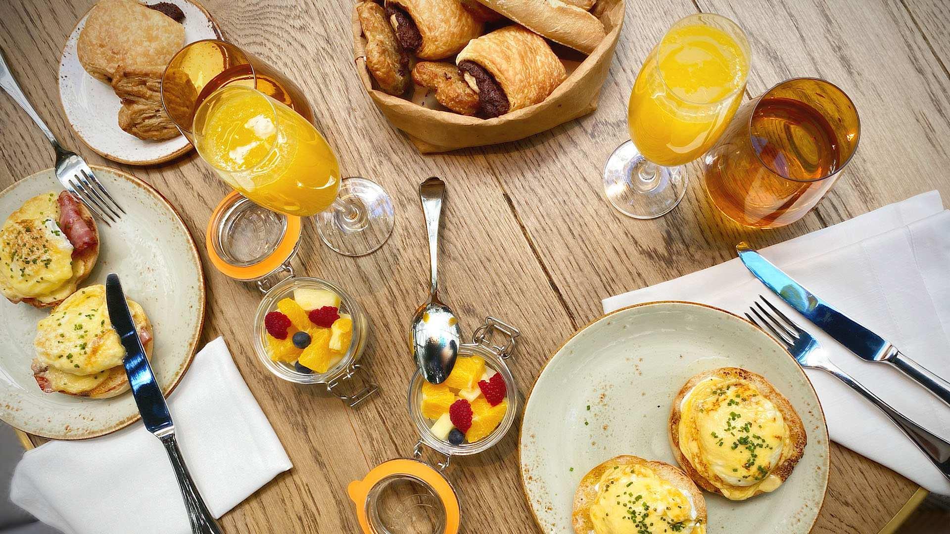 Tres brunchs en Madrid que aúnan gastronomía y diversión