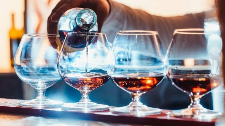 Coñac, el gran destilado del vino