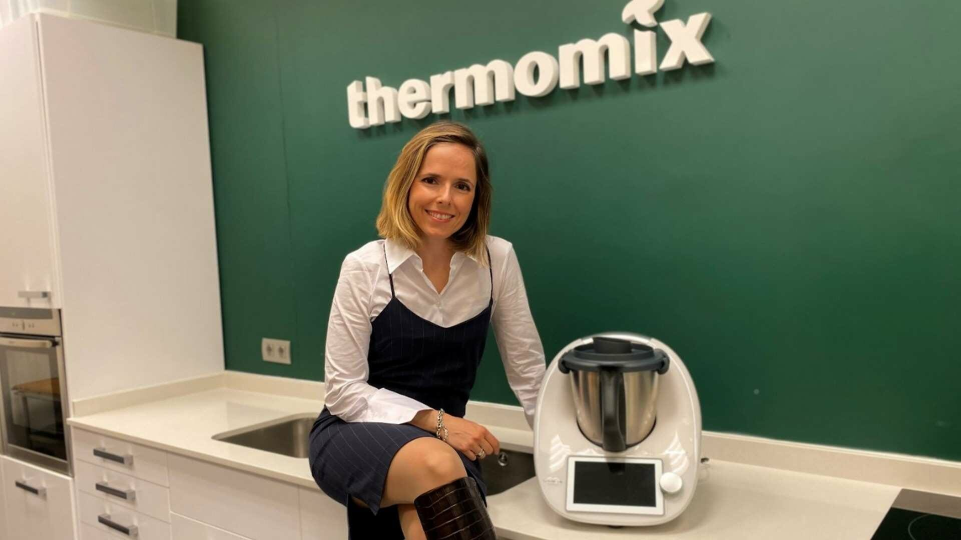 Carmen Cires, Culinary Category Manager de Thermomix®