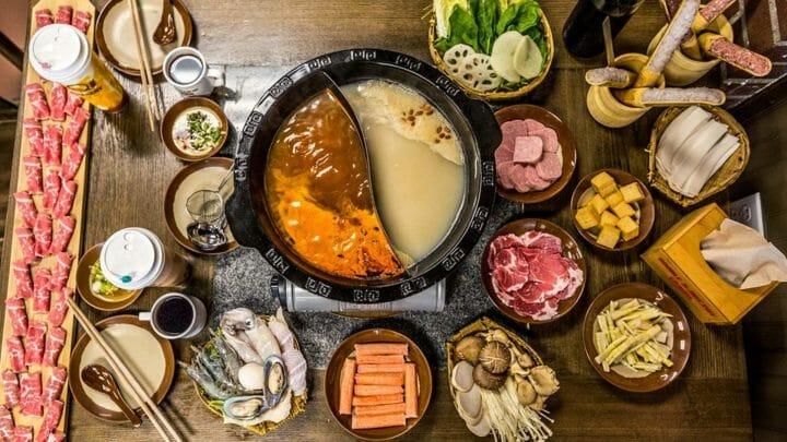 La Olla Imperial China: una comida tradicional para el año nuevo chino