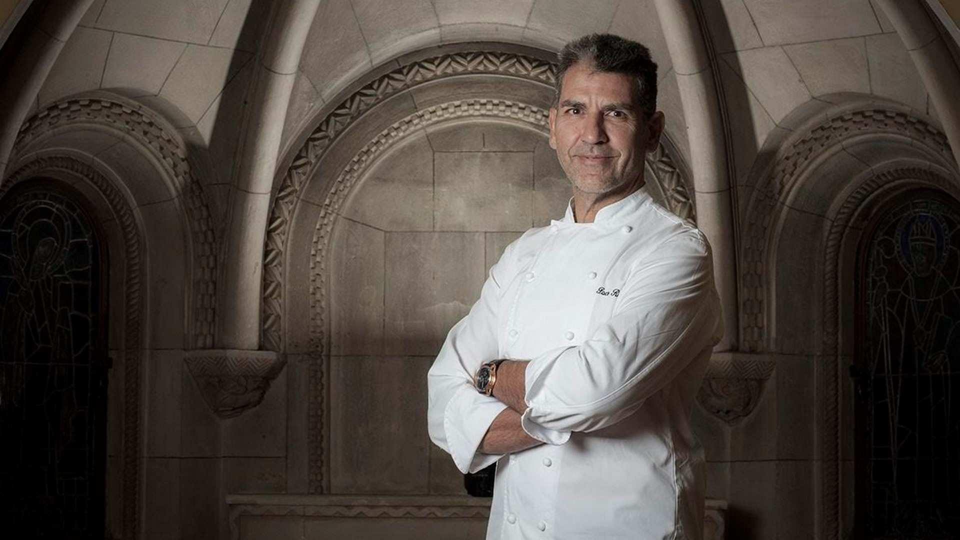 """Paco Roncero: """"MOM Culinary Institute es uno de los proyectos que más me ilusiona de toda mi trayectoria profesional"""""""