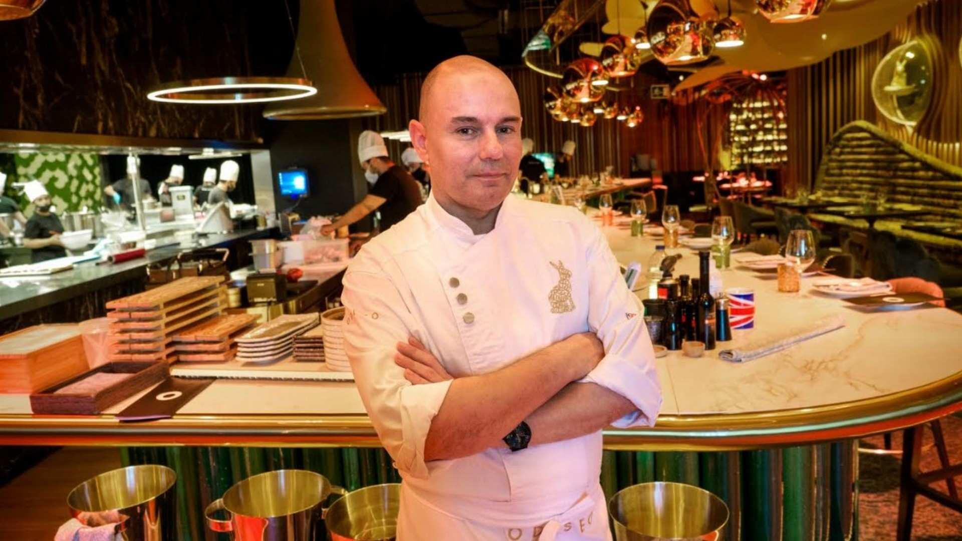 """Nazario Cano: """"Siempre hay un antes y un después de una Estrella Michelin"""""""