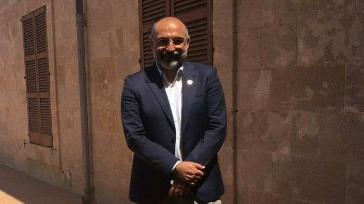 Andreu Serra, Conseller de Turismo y Deportes de Mallorca