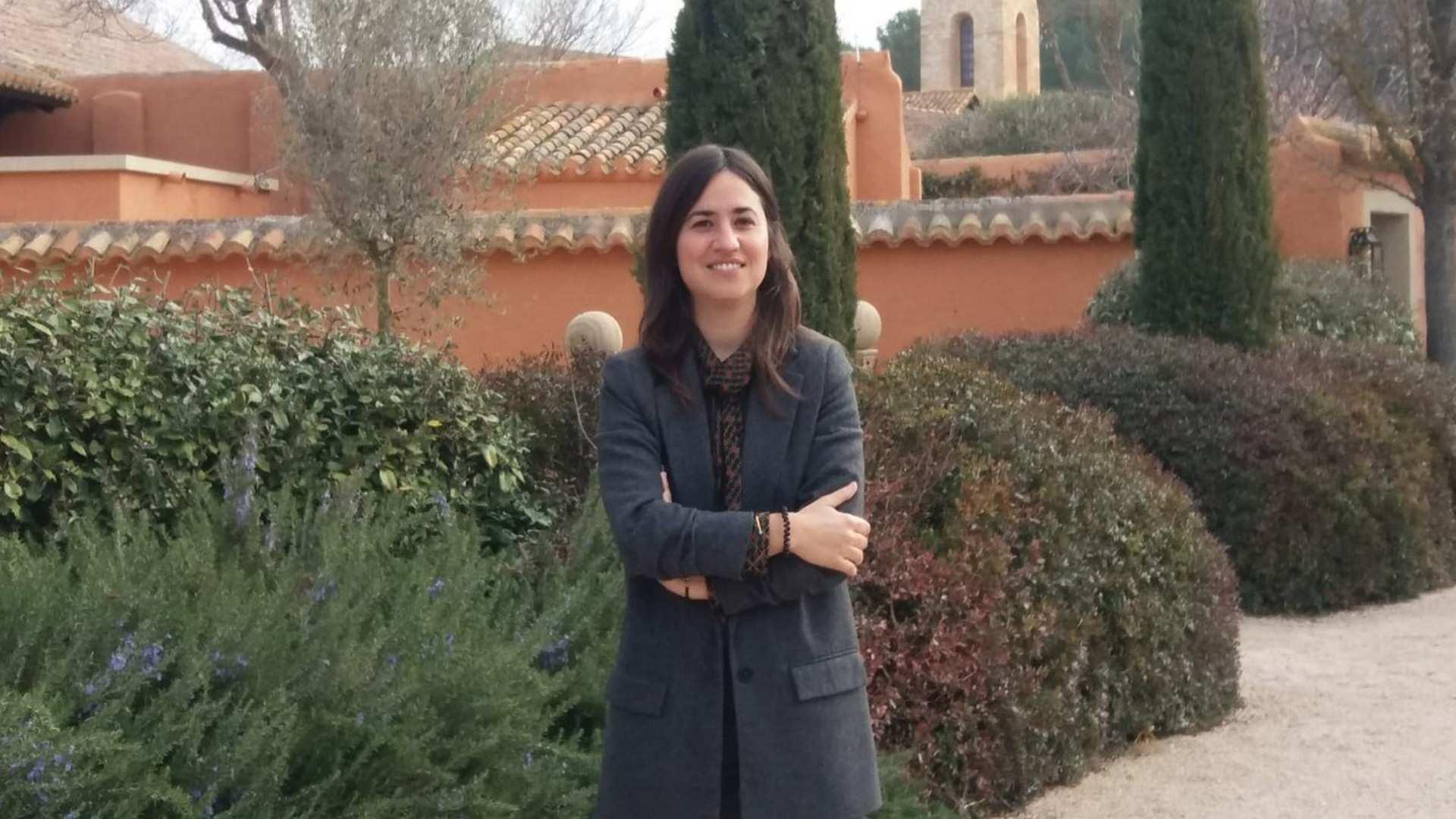 Ana Granell, directora comercial de Dehesa de los Llanos