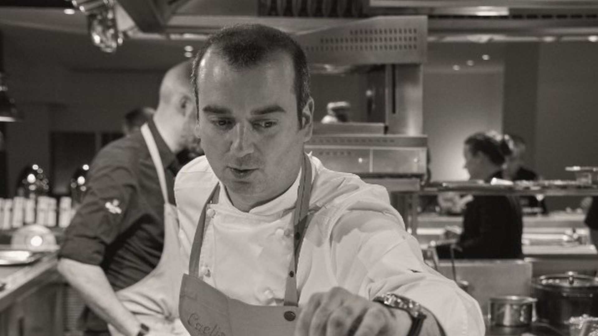 """Romain Fornell: """"A la gastronomía francesa y a la española solo las separa una montaña"""""""