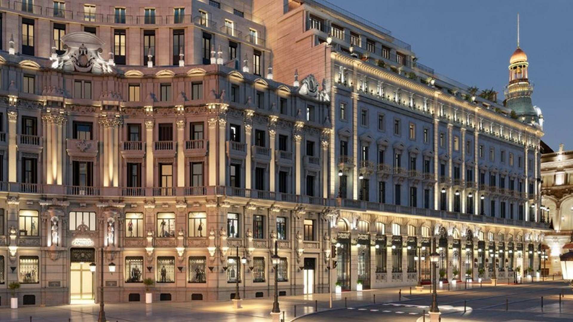 Food hall de Galería Canalejas: la nueva y esperada propuesta gastro de la capital