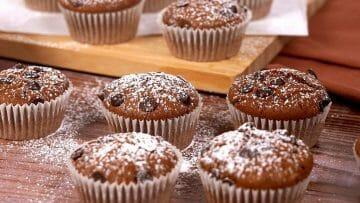 Receta fácil y rápida de Magdalenas de chocolate (paso a paso para que no te pierdas)