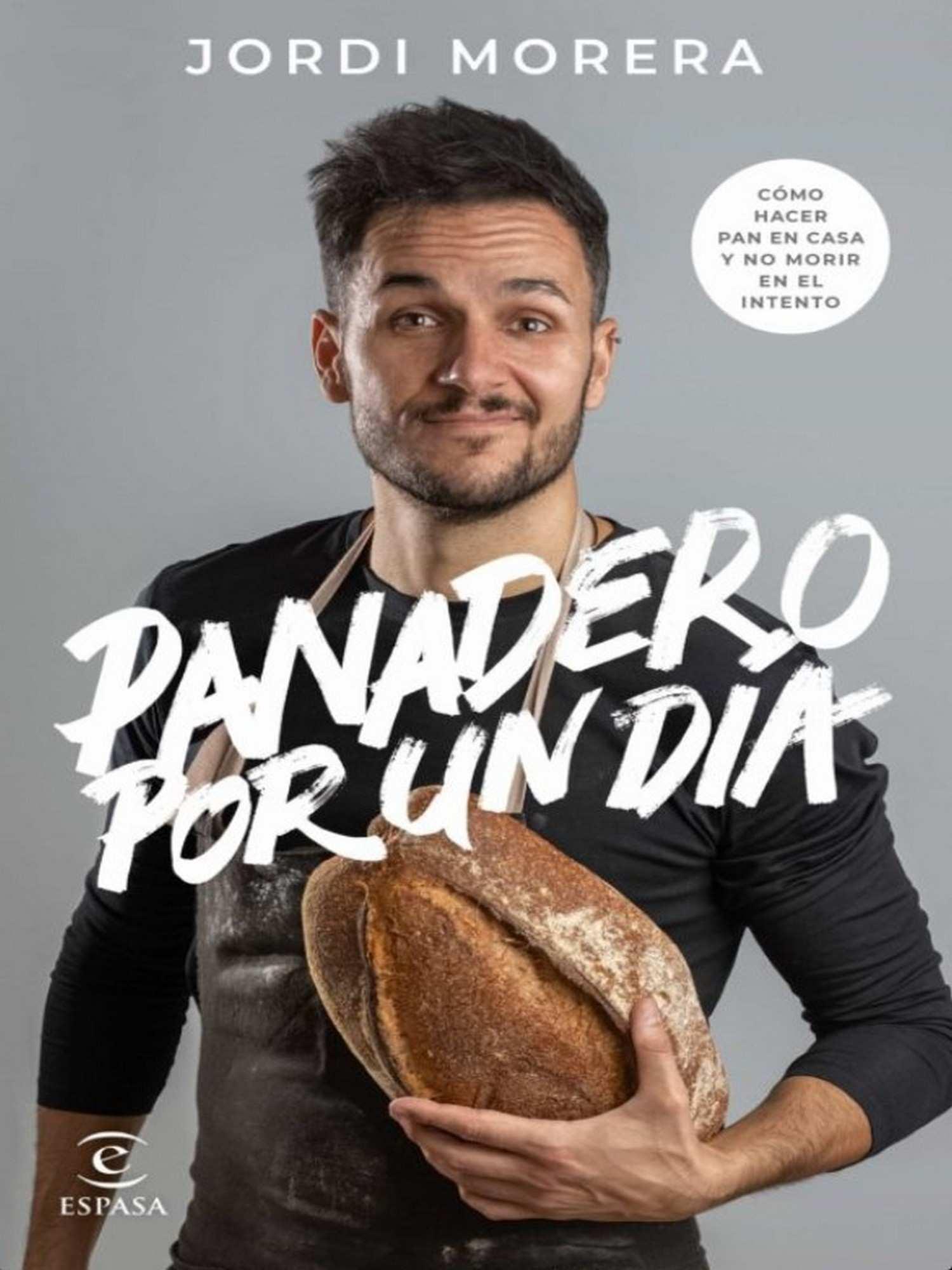 Panadero por un día libro