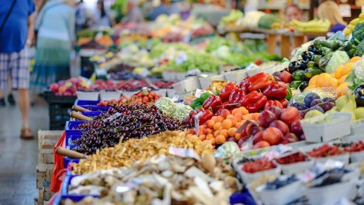 La importancia de las frutas y verduras europeas